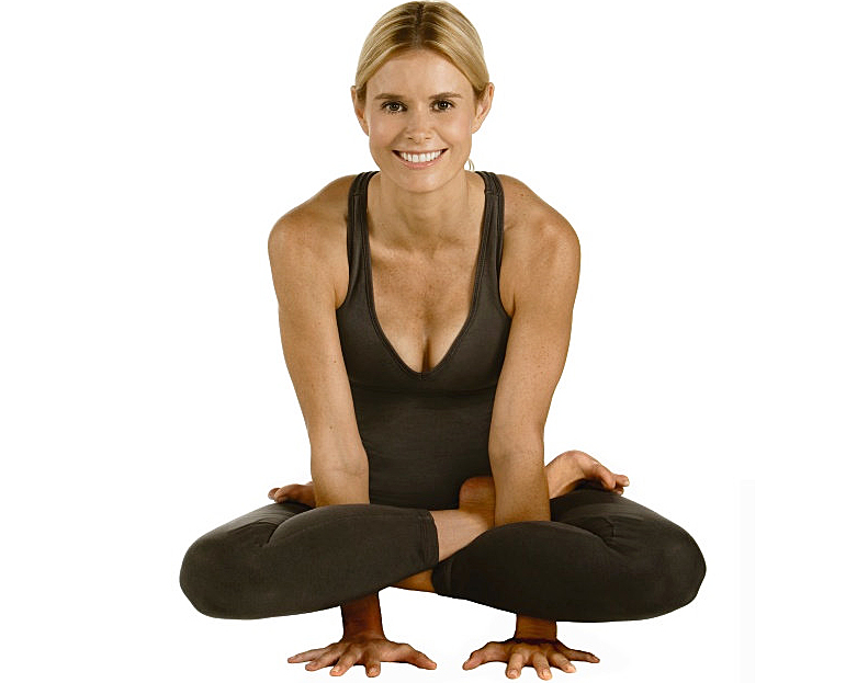 Yoga with Emma Harrison: The Rooster