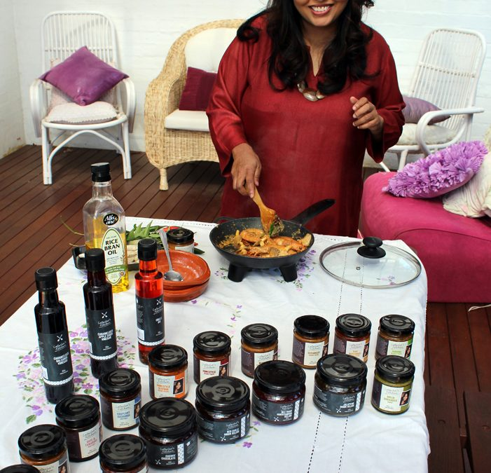 Perth's Queen of Spice + Yummy Giveaway
