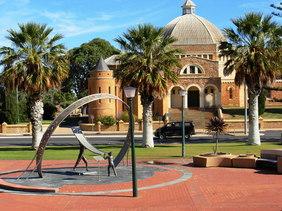 St Francis Xavier Cathedral at Geraldton