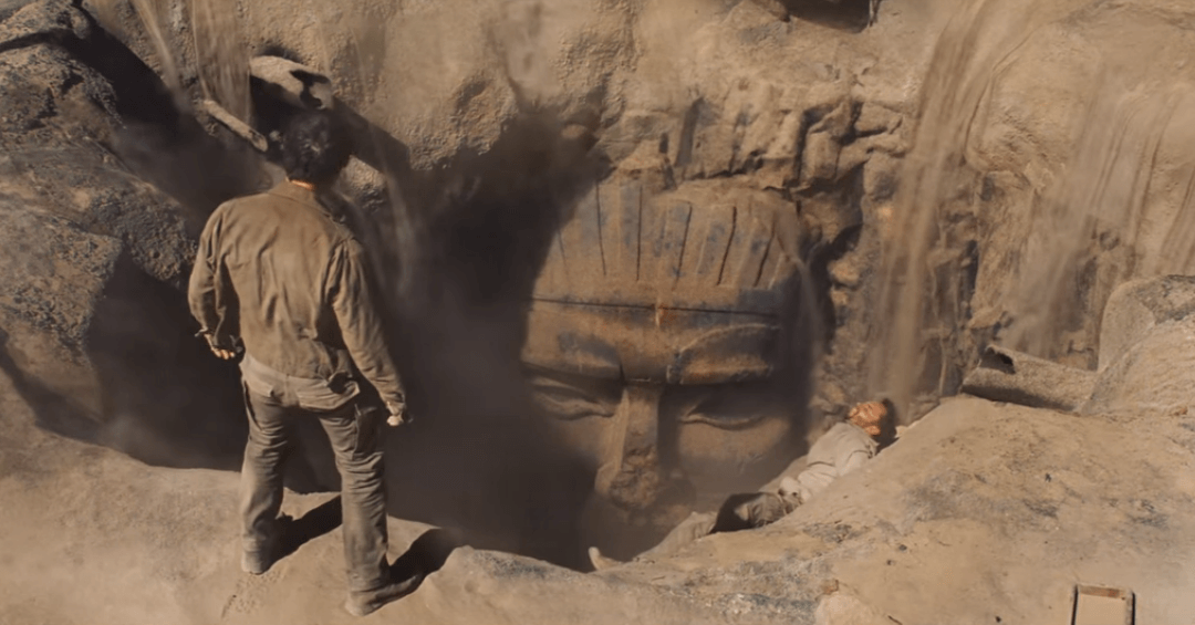 Film: Cruise and Crowe in Crummy Mummy