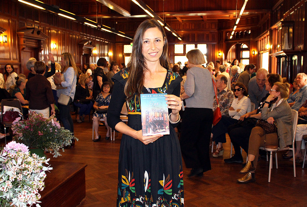 WA Author Alice Nelson Launches The Children's House