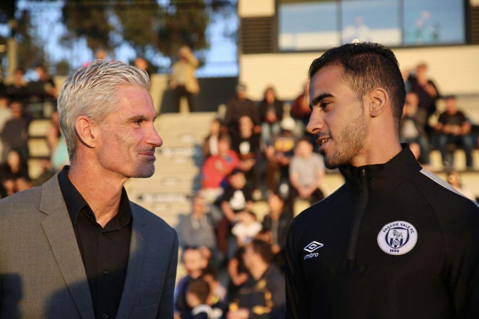 Craig Foster's Fight for Hakeem