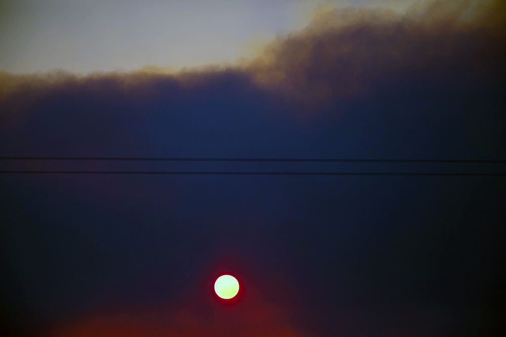 The Fires and a Climate for Change